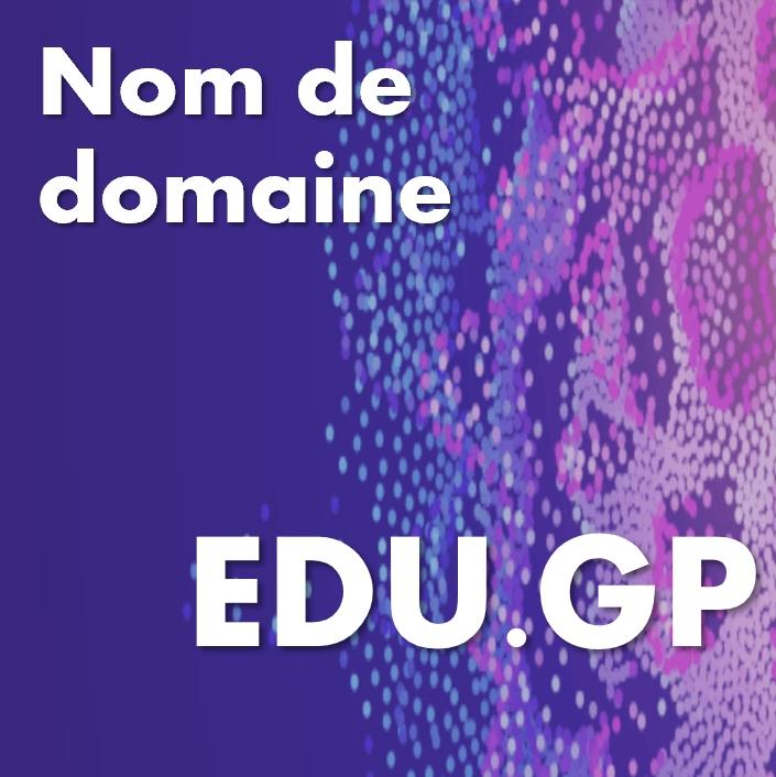 Nom de domaine edu.gp