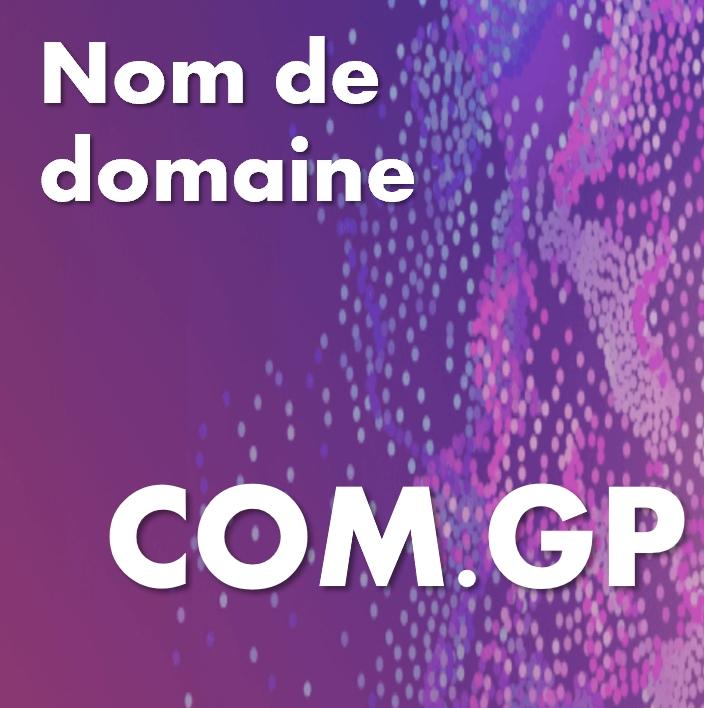Nom de domaine .com.gp
